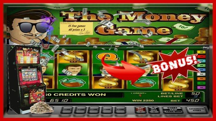 (ССЫЛКА В ОПИСАНИИ ВИДЕО) ДЖЕКПОТ в Игровом Автомате Баксы.БЕСПЛАТНЫЕ Спины в Слоте The Money Game