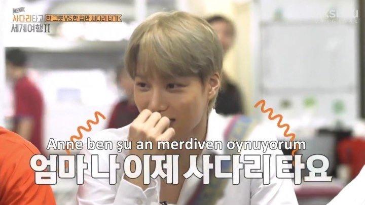 [Türkçe Altyazılı] EXO'nun Merdiveninde Dünya Seyahati 2. Sezon - 4.Bölüm
