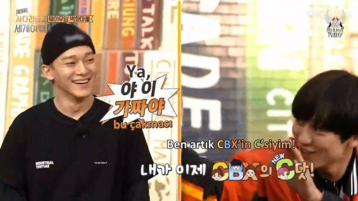 [Türkçe Altyazılı] EXO'nun Merdiveninde Dünya Seyahati 2. Sezon - 6.Bölüm