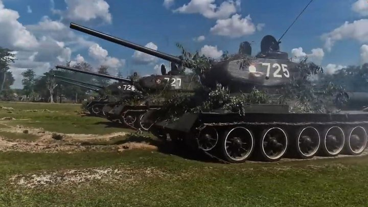 Армия Лаоса вернула России танки Т-34 | 9 января | Утро | СОБЫТИЯ ДНЯ | ФАН-ТВ