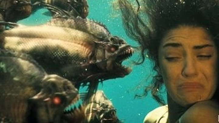 Пираньи Piranha (2010). Комедия ужасы