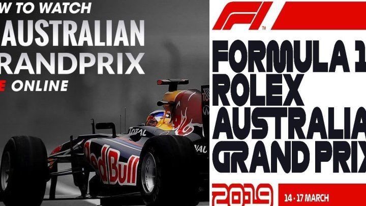 Формула 1. Сезон 2019. Этап 01. Гран-при Австралии. Гонка