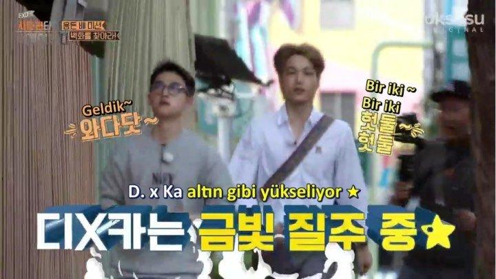 [Türkçe Altyazılı] EXO'nun Merdiveninde Dünya Seyahati 2. Sezon - 7.Bölüm
