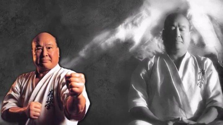 Масутацу Ояма . реальный бой, каратэ кёкусинкай, тренировки .