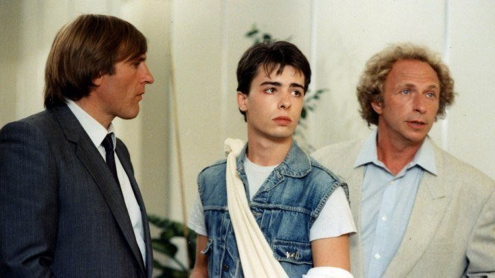Папаши / Les compères (1983). комедия