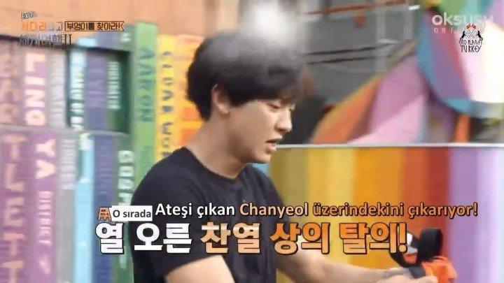 [Türkçe Altyazılı] EXO'nun Merdiveninde Dünya Seyahati 2. Sezon - 8.Bölüm