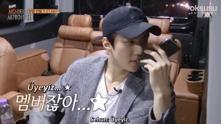 [Türkçe Altyazılı] EXO'nun Merdiveninde Dünya Seyahati 2. Sezon - 9.Bölüm