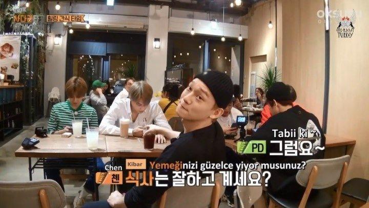 [Türkçe Altyazılı] EXO'nun Merdiveninde Dünya Seyahati 2. Sezon - 10.Bölüm
