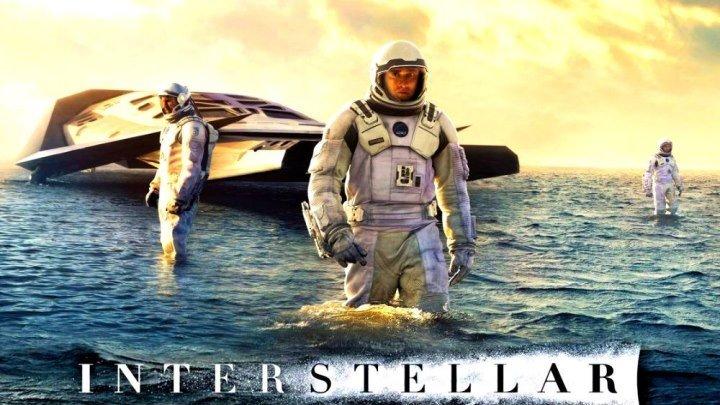 Интерстеллар HD(фантастика, драма, приключения)2014