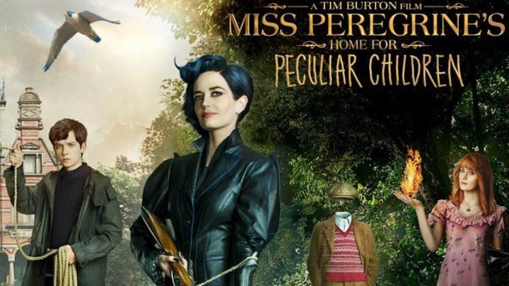 Дом странных детей Мисс Перегрин (2016)