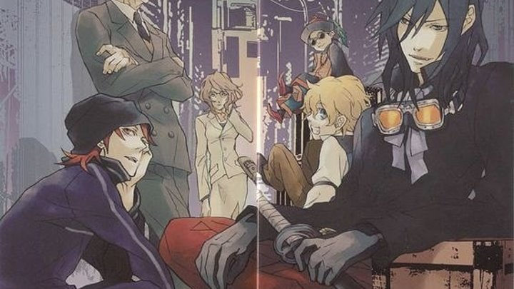 Братство Черной Крови / Black Blood Brothers, 9 серия ☆彡