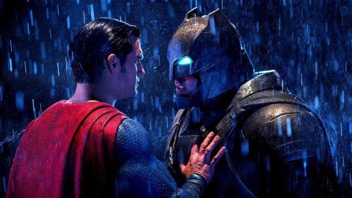 Бэтмен против Супермена: На заре справедливости HD(фантастика, фэнтези, боевик, приключения)2016