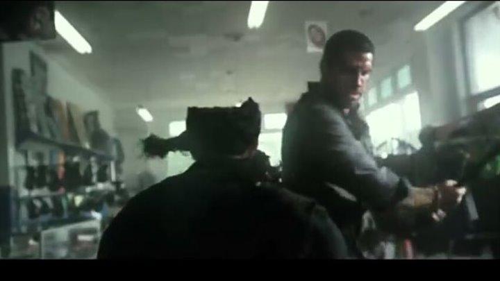 Универсальный солдат 4 драка