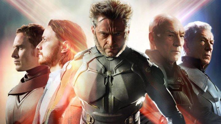 Люди Икс: Дни минувшего будущего. фантастика, боевик, триллер