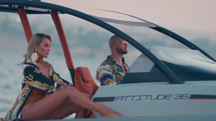 ➷ ❤ ➹Massari & Maya Diab & French Montana - Ya Nour El Ein (Official Video 2018)➷ ❤ ➹