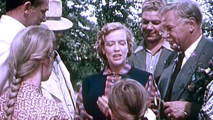 """""""Испытание верности"""". 1954г. Золотая коллекция художественных фильмов."""