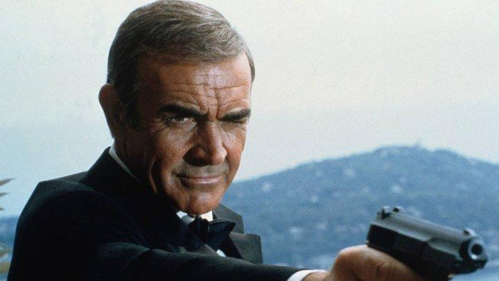 Джеймс Бонд 007: Никогда не говори никогда / James Bond 007: Never Say Never Again / 1983 / (Михалев) / DVDRip