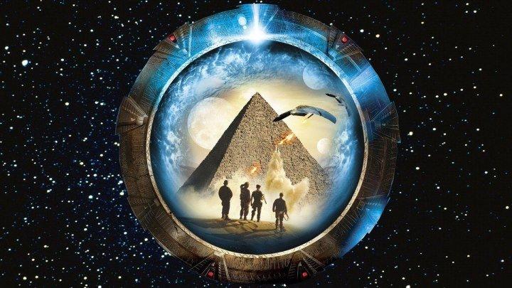 Звёздные врата (Stargate). 1994. Фантастика, боевик, приключения