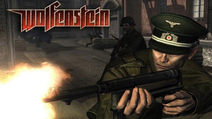 Wolfenstein 2009 #2. Кружок Крейсау. Тулийский медальон.