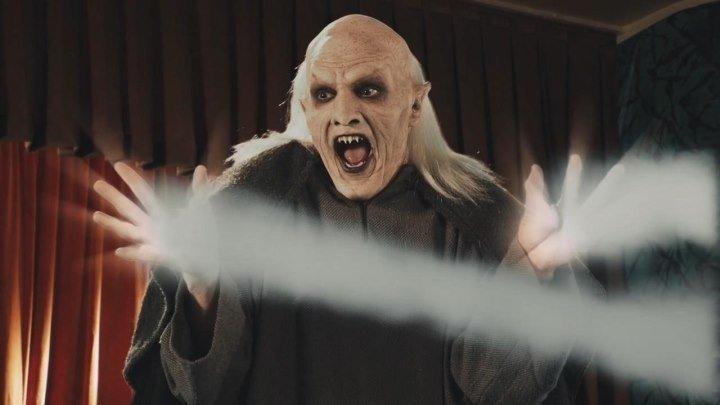 Небольшое привидение (2008) ужасы, фэнтези, Семейный фильм