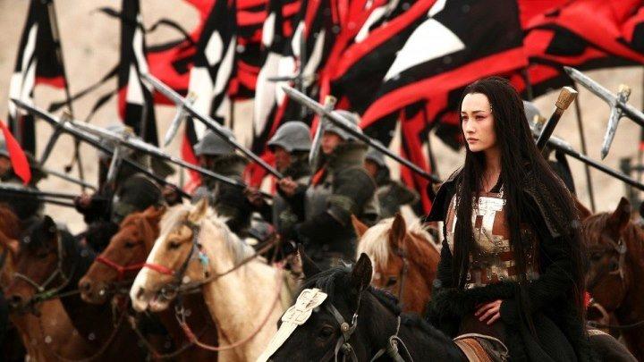 Три королевства Возвращение дракона. боевик, драма, военный, история