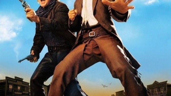 Шанхайские рыцари (2003) боевик приключения комедия