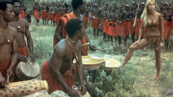 Шина - королева джунглей / Sheena (1984). фэнтези, приключения