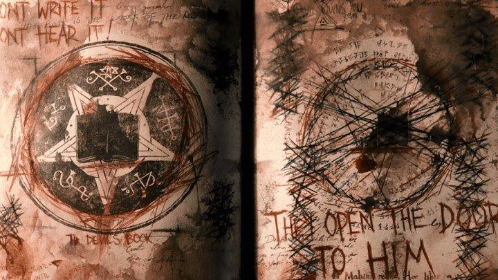 Зловещие мертвецы ___ Evil Dead 2013. ( Черная книга