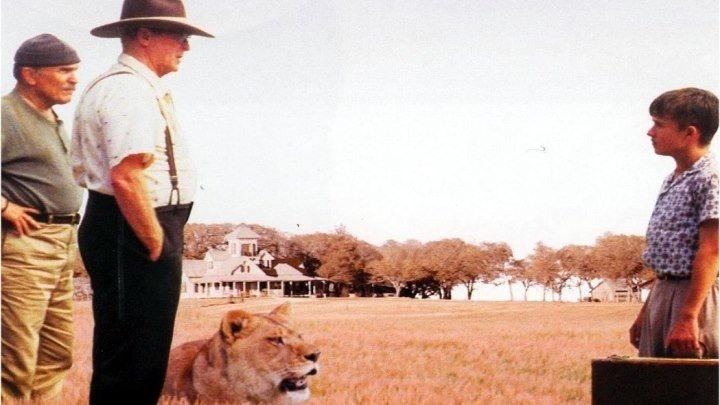 Подержанные львы / Secondhand Lions / 2003 / BDRip (1080p)