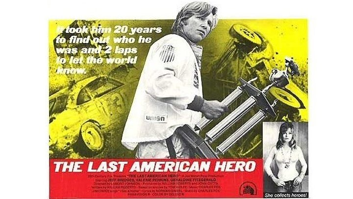 Последний американский герой / The Last American Hero / 1973 / WEBRip (1080p)