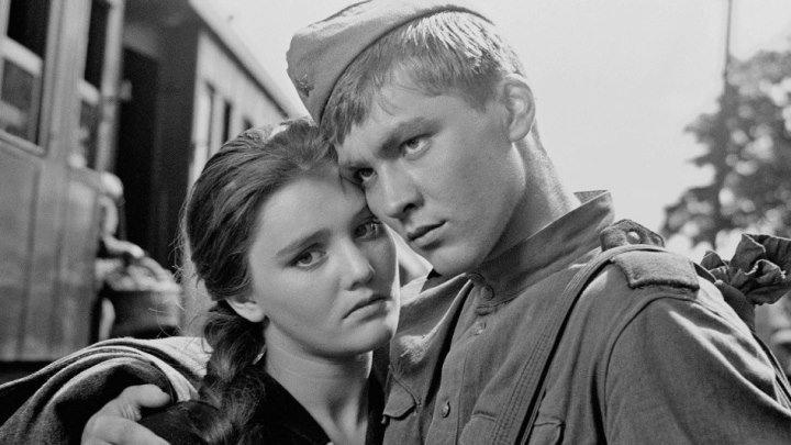 Баллада о солдате (1959) мелодрама, военный