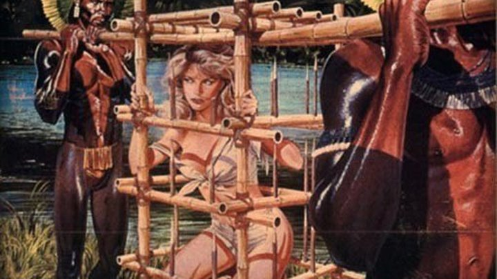 Амазония История Кэтрин Майлз . 1985. приключения, мелодрама, драма