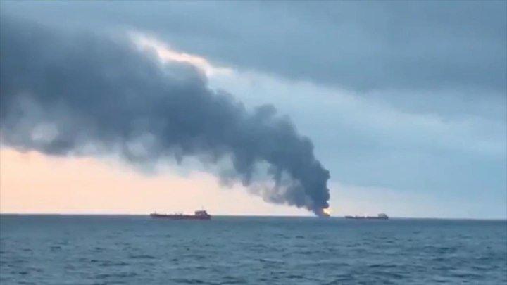 Число жертв ЧП в Черном море увеличилось до 11 человек | 22 января | Утро | СОБЫТИЯ ДНЯ | ФАН-ТВ