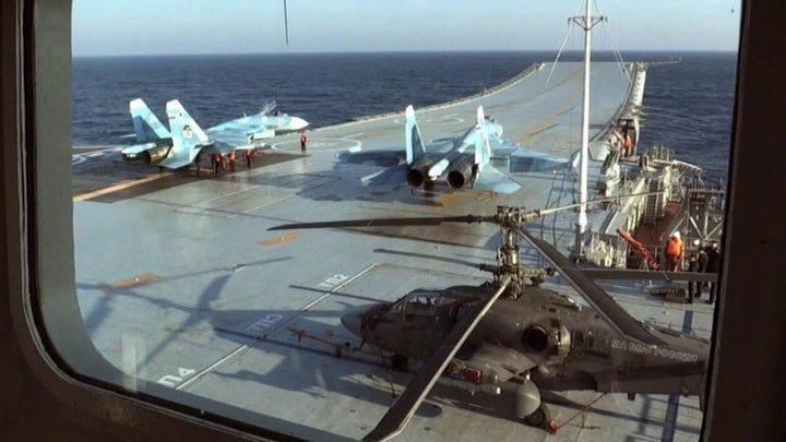 """Эксперты США составили список """"самых смертоносных"""" военных кораблей России"""