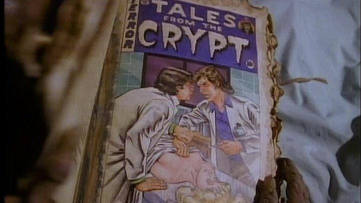 Байки из склепа __ Tales from the Crypt ..... ( Доктор кошмара. ..