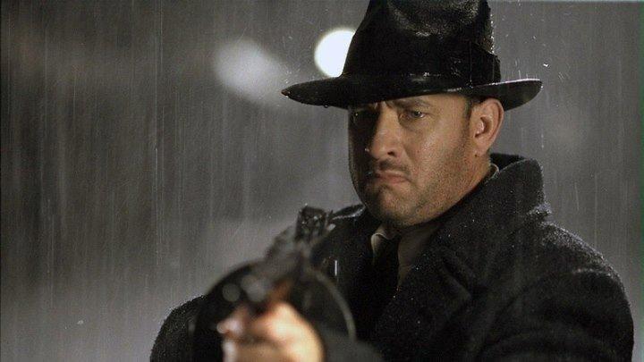 Проклятый путь Road to Perdition (2002). Драма, триллер, криминал