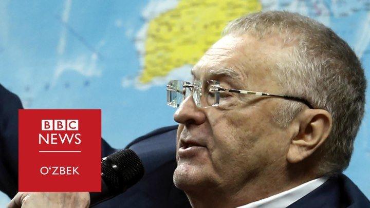 "Жириновский: ""Ўзбекистонга турист бўлиб бормаяпман"""