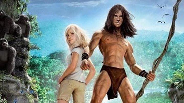 Тарзан /Tarzan (2013). мультфильм, приключения