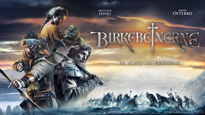 Биркебейнеры HD(боевик, драма, приключения)2016