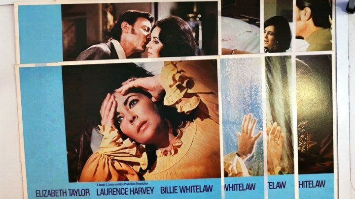 Night Watch 1973 with Elizabeth Taylor, Laurence Harvey and Billie Whitelaw