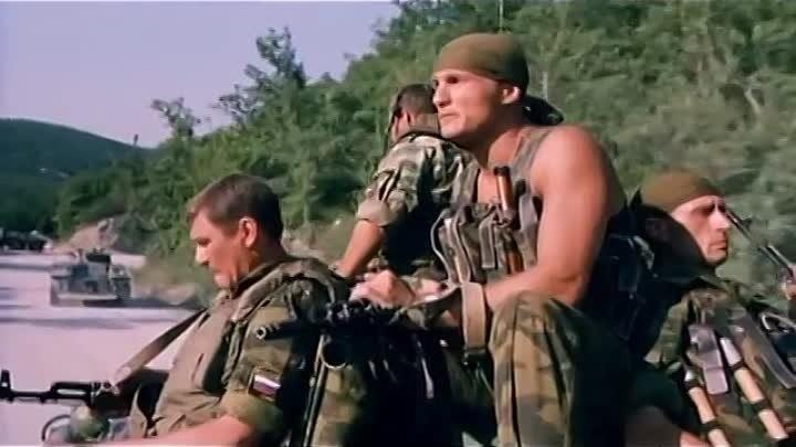 Марш-Бросок. Боевик, Военный, Драма, Русский фильм