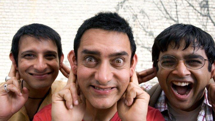 3 Идиота / 3 Idiots / 2009 / FHD
