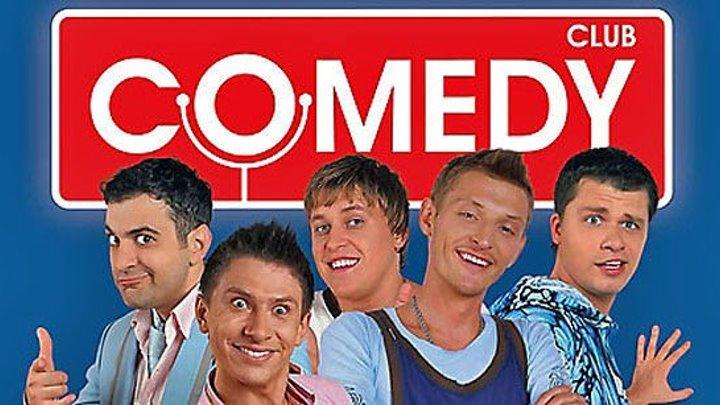 Новый Comedy Club (12 Выпуск от О7.12.2О18г.)
