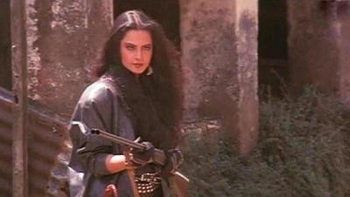 Жажда мести Индийский фильм 1988 Рекха