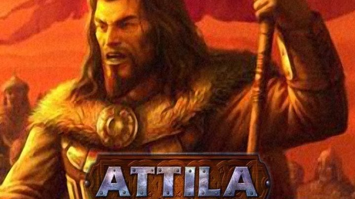 АТТИЛА _ Исторический Боевик
