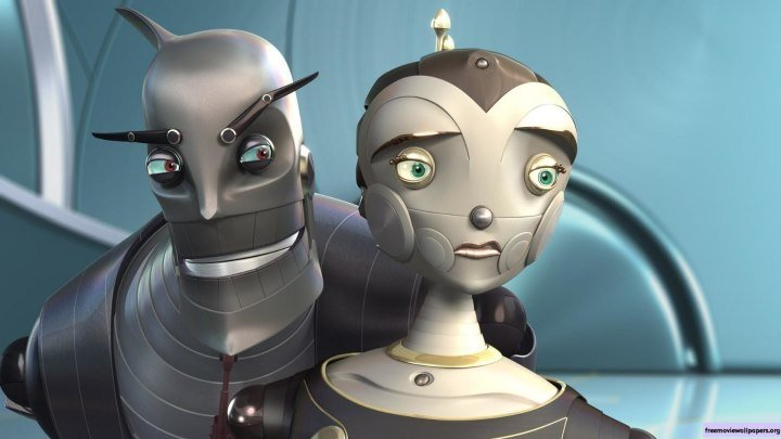 Роботы (фантастика, комедия, приключения)2005