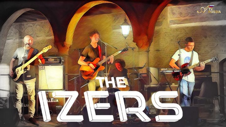 The Izers - Shelter | Official Video |