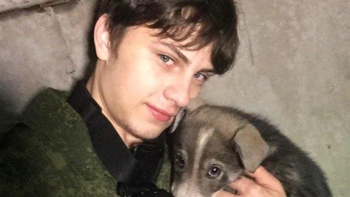 В Новосибе диггеры спасли пёселя из канализации