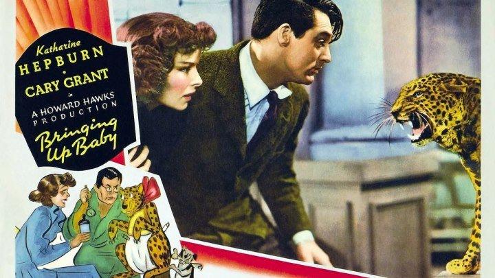 Воспитание крошки (1938) Комедия, Мелодрама, Семейное кино