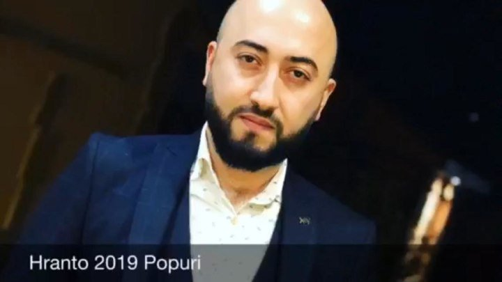 HRANTO - Popurri (Clarinet, Instrumental) /Music Audio/ (www.BlackMusic.do.am) 2019
